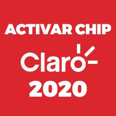 COMO ACTIVAR CHIP CLARO 2020