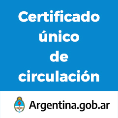tramitar certificado para circular