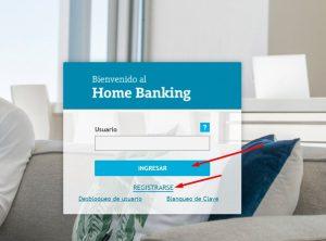 home banking tarjeta alimentaria