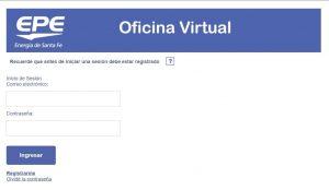 registra oficina virtual epe